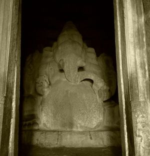The other side- Hampi