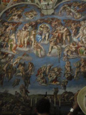 Sistine Chapel 1/4 by Tripoto