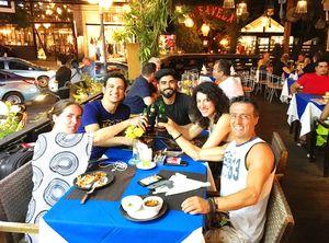 PARTY. EAT. LOVE. in Hostels of BALI