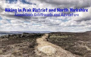 Hiking in Peak District & North Yorkshire - Anneklien'sSoloTravelsAndAdventure.com