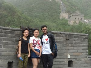 An Experience like no other- Climbing the Great Wall of China!