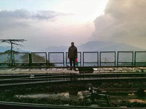 On the beaten path - Shimla