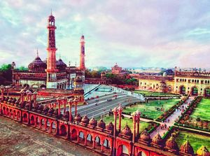 Lucknow the city of nawab and kabab