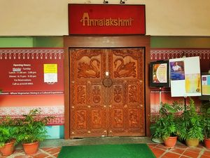 Annalakshmi Singapore - Eat As You Want, Give As You Feel