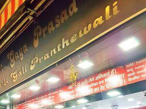 A Visit To Parathe Wali Gali In Delhi