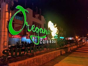 Oregano Cafe & Bar in Batam Islands - The Global Passenger
