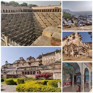 Bundi and Chand baori: Offbeat Rajasthan