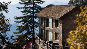 Reconnect with yourself at the Rokeby Manor in Landour