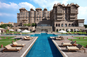 Head to The Fairmont Jaipur for the most royal staycation in India