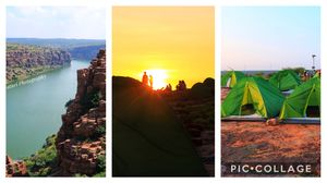 "3 day ""Long weekend Road Trip"" to Yaganti-Gandikota-Ahobilam-Mahanandi-Alampur from Hyderabad"