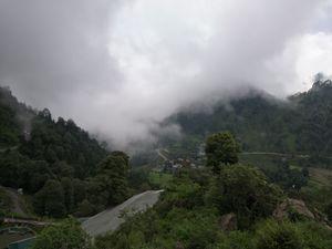 View Of Nainital