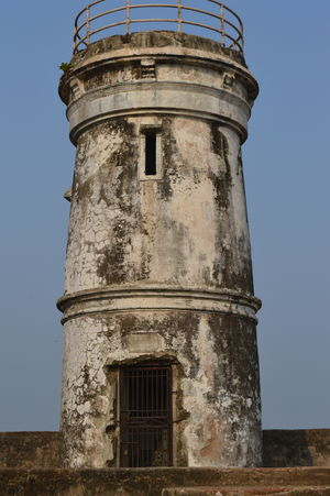 Old remains of Portuguese architecture in India! - Diu&Daman