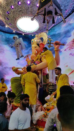 Lalbaug Cha Raja #TripotoCommunity #MumbaiDiaries #DailyMumbai