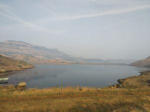 Inspirational Hike to garbett point near Mumbai/Pune