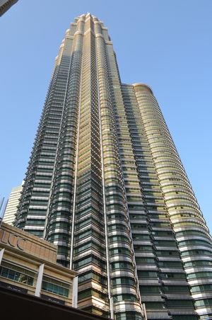 KLCC Twin Towers - Malaysia