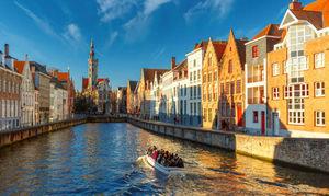 Nerd's Eye View : Bruges, Belgium