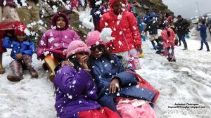 Tsomgo Lake & Baba Mandir : Sikkim Haven on Earth - सिक्किम यात्रा : छंगू झील और बाबा मन्दिर