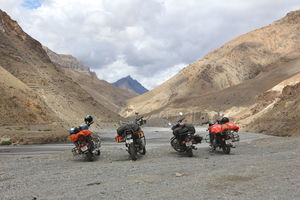 Spiti Biking Expedition