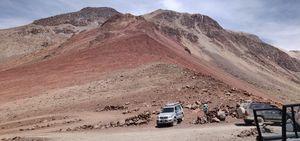 Volcan Chachani - 6,000+ metres - Arequipa, Peru
