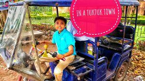 murshidabad vlog 2- Berhampore a tuktuk town with rooted history.