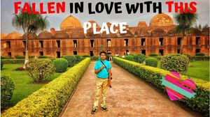 I Am Going Again Because I Have Fallen In Love With You. MURSHIDABAD ENDS