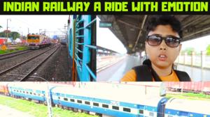 Train Ride In India Is Amazing   Indian Railway   Kolkata to Berhampore   Train Vlog    ALLSQUARE