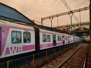 Life line of the mumbai