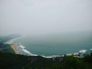 """Vizag- """"Cocktail of sea and mountain"""""""