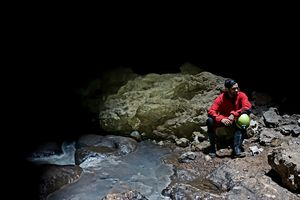 Beyond the darkness (Caving in Meghalaya)
