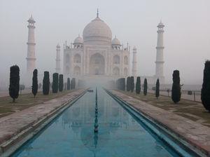 Solo Trip to Agra- Birthday At Taj Mahal