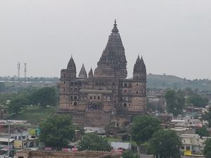 Orchha : The City of Raja Ram!
