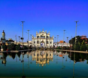The city of Nawabs, Lucknow!!
