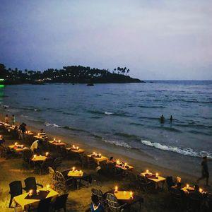 Travellers paradise - Palolem, Goa