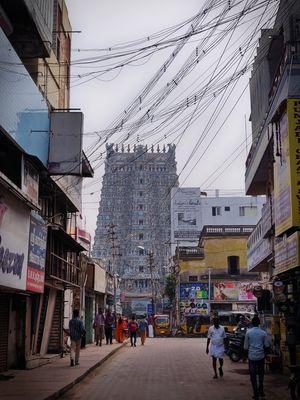 Madurai - Thoonga Nagaram (The City that never sleeps)