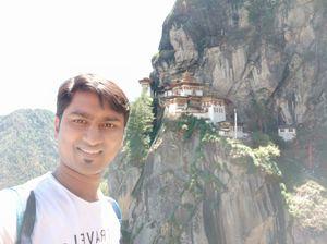 #Tiger Nest... Love BHUTAN