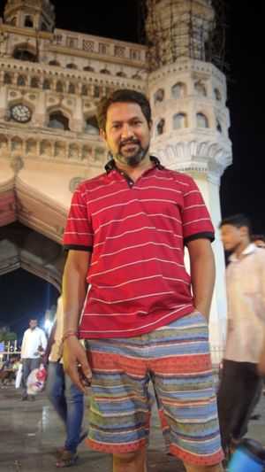 Hyderabad:Famous for dum biryani ,hitech city and lot more to explore