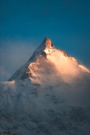 The Indian Matterhorn