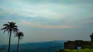 sexy view from Sinhgad Fort
