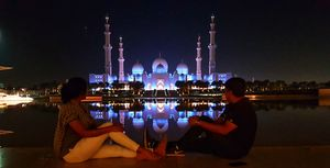 Abu Dhabi - All you need to know - 3 Days (2 pax)