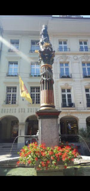 Fountain city Bern