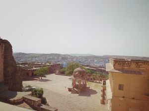 Trip to Jodhpur – The Blue City