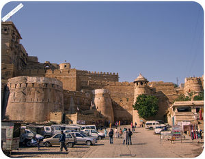 Thar safari and Jaisalmer