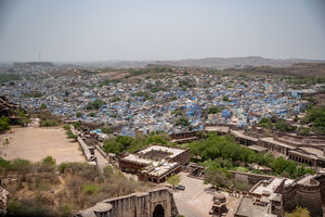 Frames in Fort ( MehranGarh Fort Jodhpur )