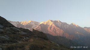 Weekend trek to Adi himani chamunda and Khargoshini devi temple