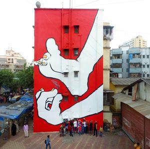 बोले तो मुंबई का धारावी बहुत 'हार्ड' हैना बंटाय !