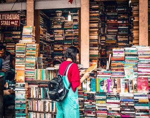 The College Street - Paradise for Bookworms