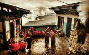 Kila Nunnery( Bhutan)…..Where Faith and Mountains Meet!