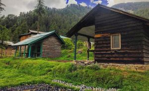 Swaar/ Swad Village( around Barot Valley)…Where The British Legacy Lingers On!