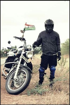 West Coast to East Coast on a Motorcycle - South India