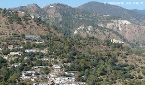 The quaint village of Kanatal